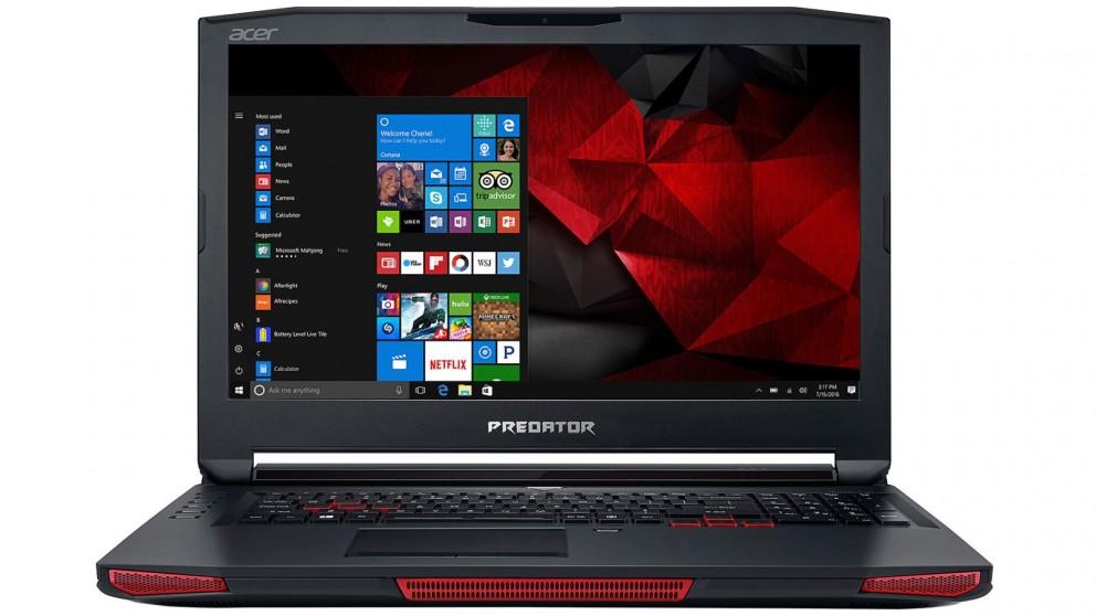 Acer Predator GX-792-753F 17.3-inch Laptop