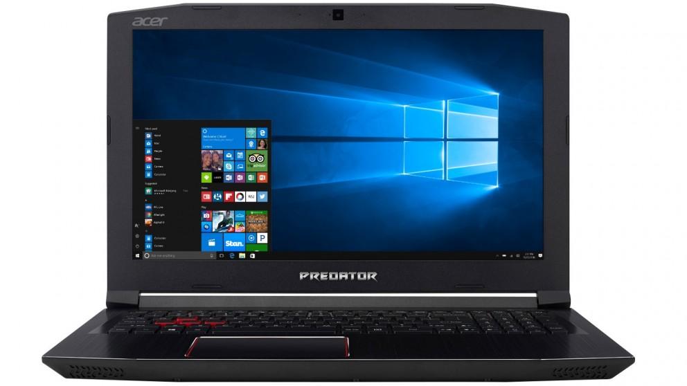Buy Acer Predator Helios 300 15 6 Inch Gaming Laptop