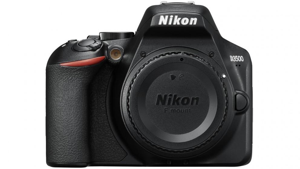 Nikon D3500 DSLR Camera