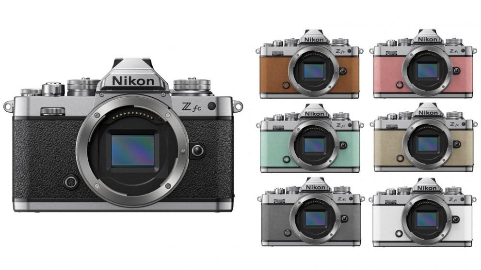 Nikon Z fc Mirrorless Camera Body Only
