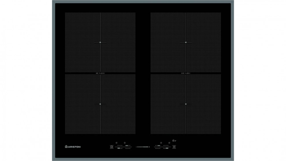 Ariston 600mm Dual Flexizone Induction Cooktop