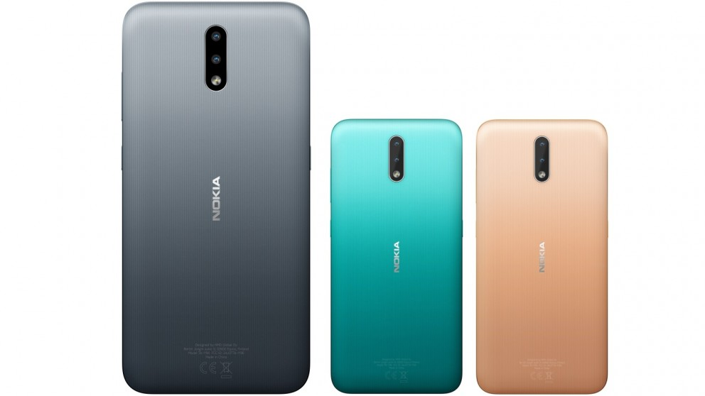 Nokia 2.3 32GB with Android One