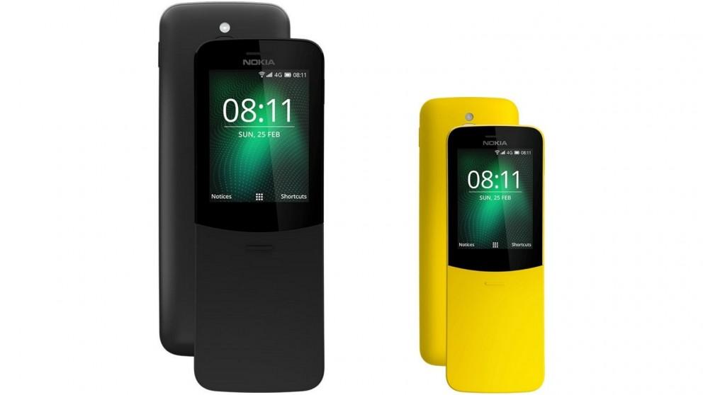 b538a713a0f Buy Nokia 8110 4G   Harvey Norman AU