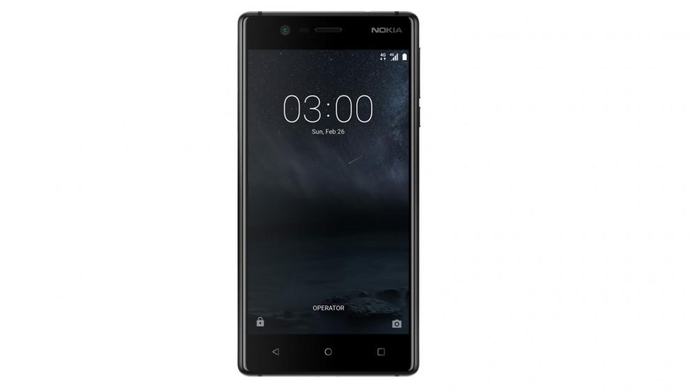 Nokia 3 16GB - Matte Black