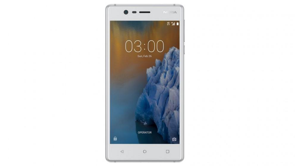 Nokia 3 16GB - White