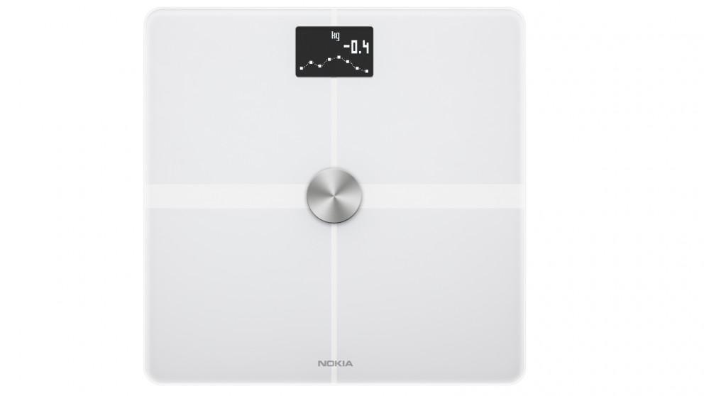 Nokia Body + Body Composition WiFi Scale - White