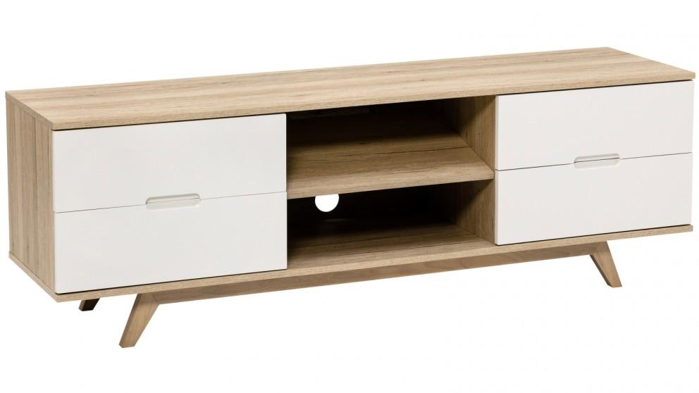 Buy Tauris Nova 1500mm Tv Cabinet Oak Harvey Norman Au