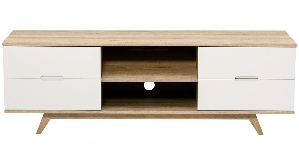 Tauris Nova 1500mm TV Cabinet - Oak