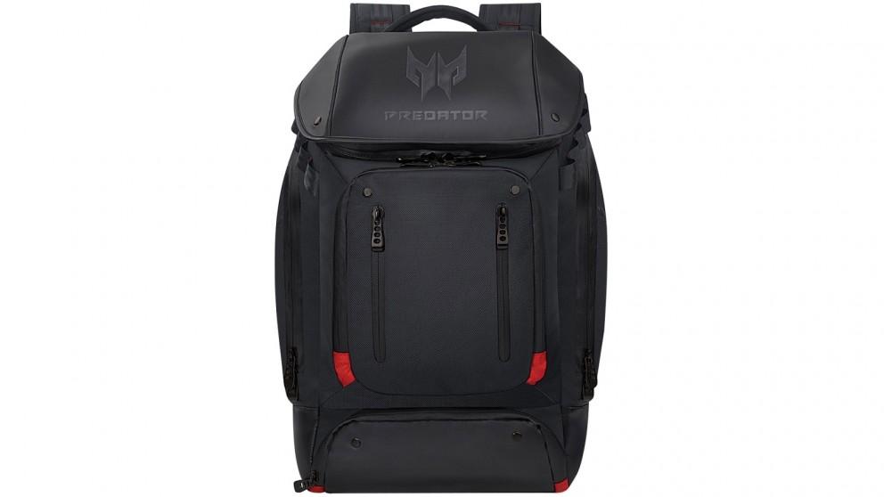 Acer Predator Gaming Utility Backpack - Black