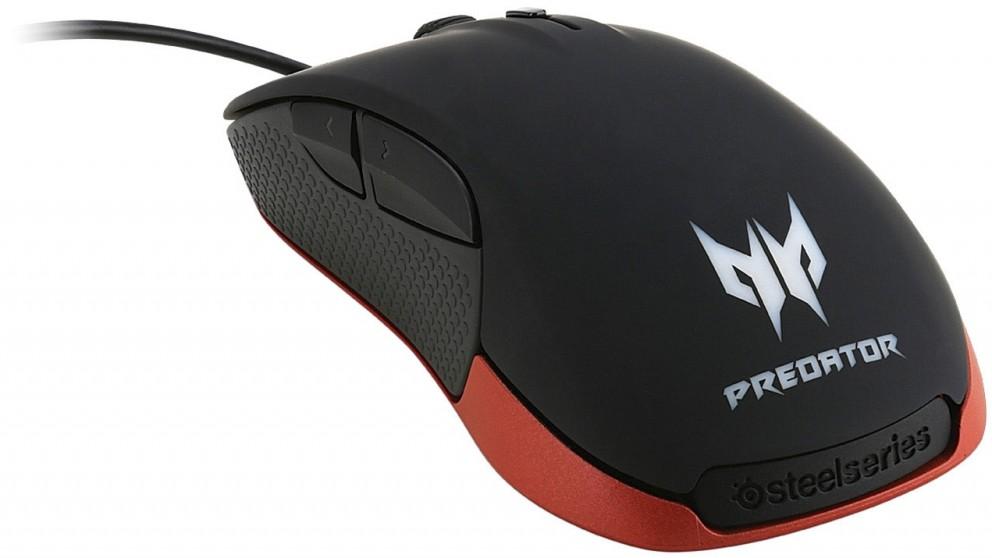 Acer Predator Gaming Mouse - Black