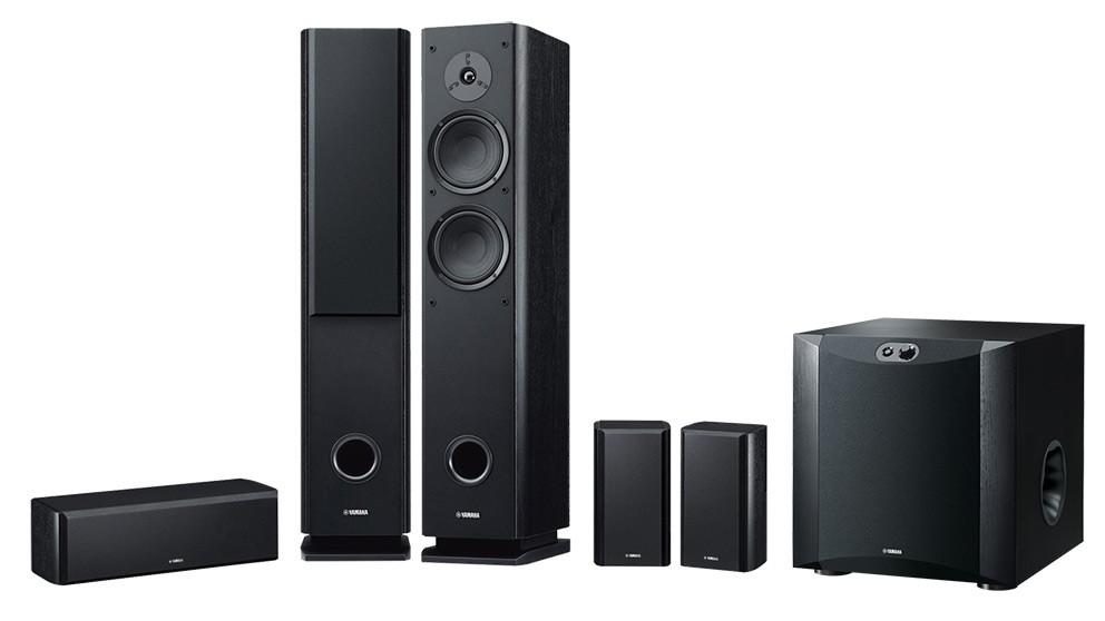 Yamaha 5.1 Channel Speaker System