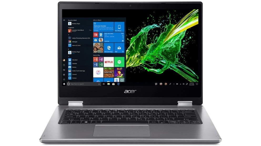 Acer 14-inch i5/4GB/256GB SSD 2 in 1 Device