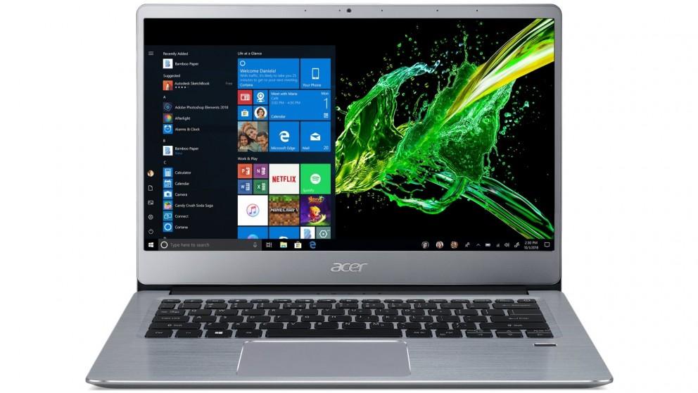 Acer Swift 3 14-inch Athlon 300U/8GB/512GB SSD Laptop