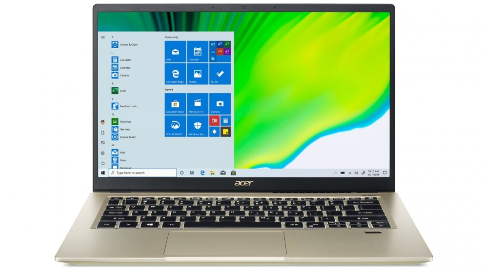Acer Swift 3x 14-inch i5-1135G7/8GB/512GB SSD, Iris Xe Max 4GB Graphics Laptop