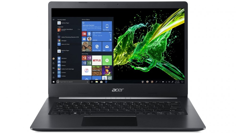 Acer Aspire 5 14-inch i3-8130U/4GB/128GB SSD Laptop