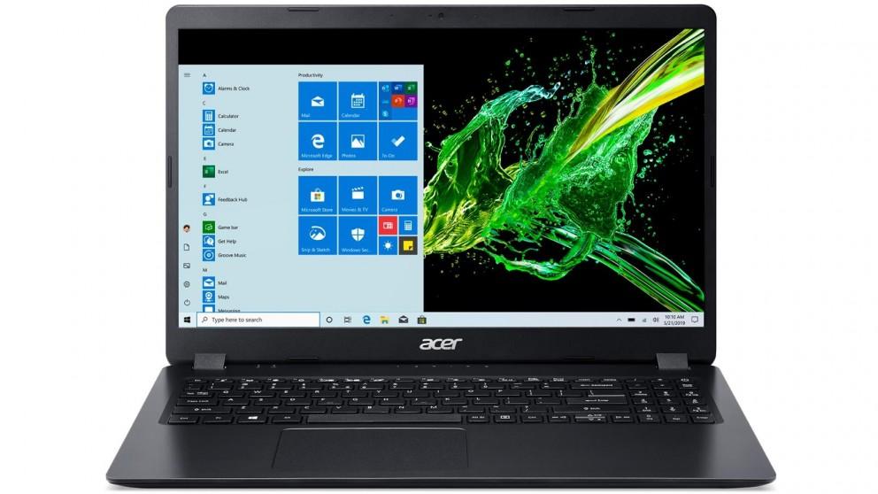 Acer Aspire 3 15.6-inch i3-1005G1/4GB/256GB SSD Laptop