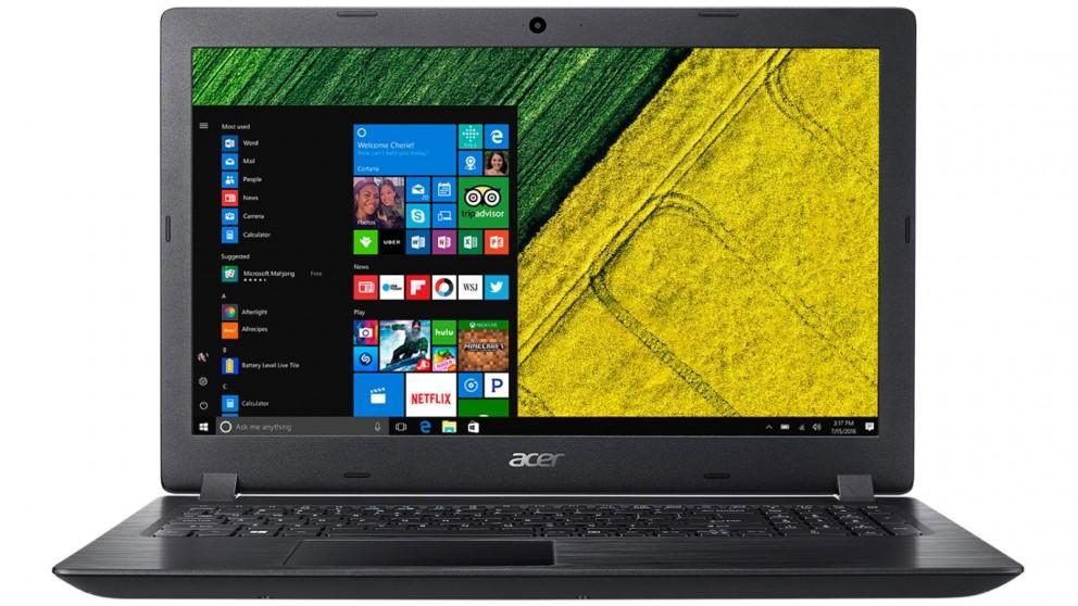 "Acer Aspire A315-21-49UK 15.6"" Laptop"