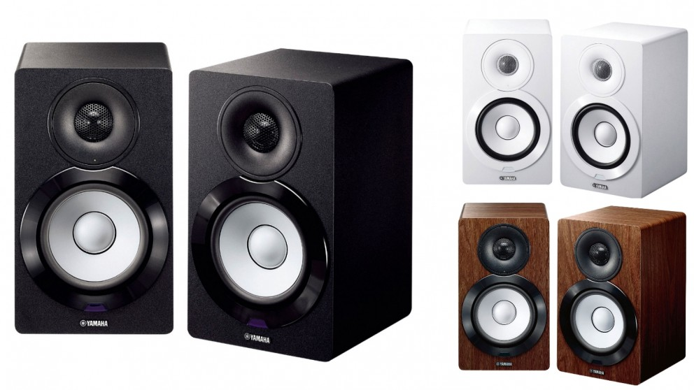 Yamaha MusicCast Wireless Multiroom Book Shelf Speakers