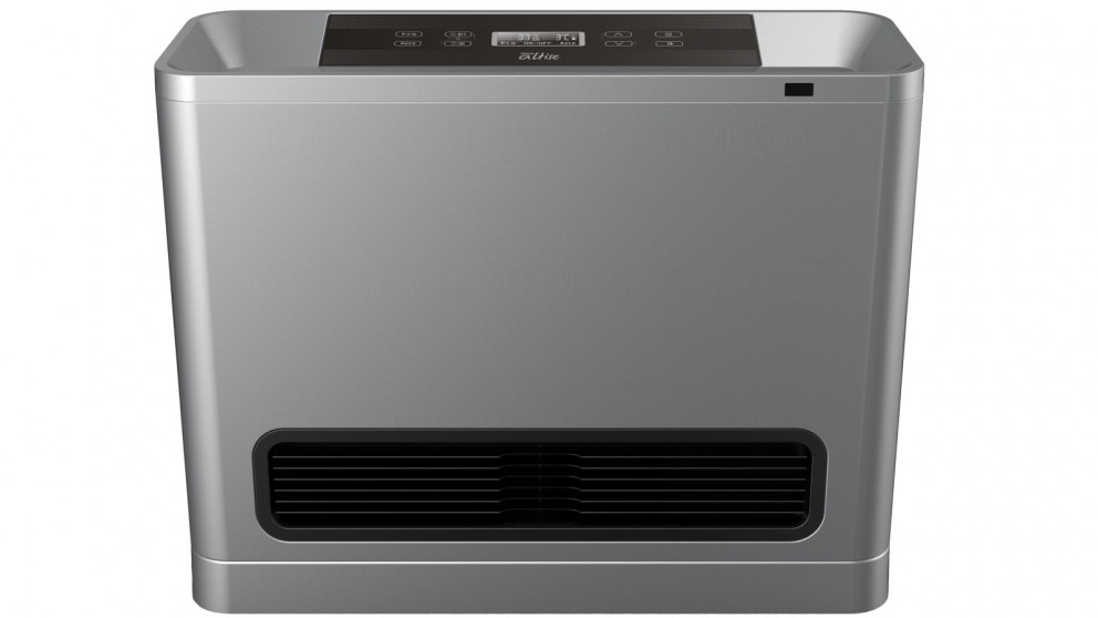 Omega Altise 25MJ Gas Convection Heater - Silver