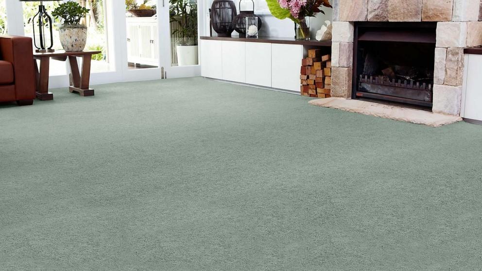 SmartStrand Forever Clean Chic - Oasis Green Carpet Flooring