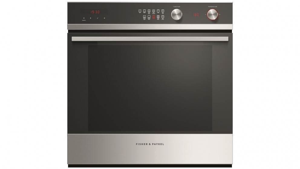 Fisher & Paykel 60cm 10 Function Built-in Pyrolytic Oven