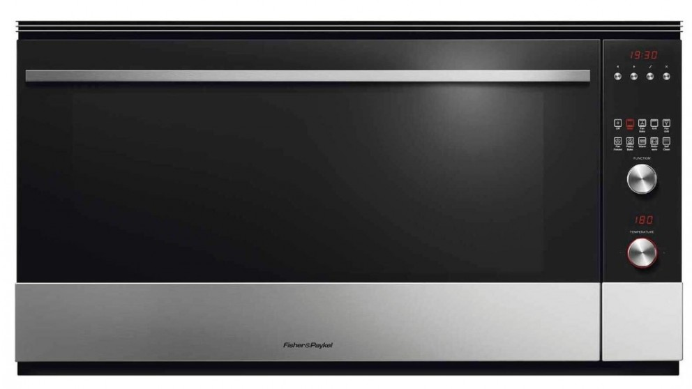 Fisher & Paykel 900mm Pyrolytic Built-in Oven
