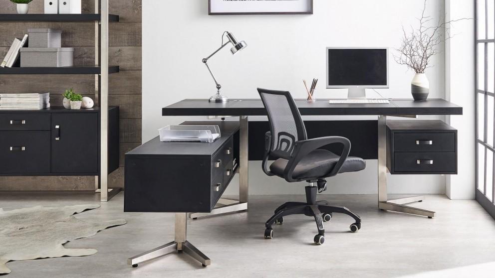 Computer Table Furniture Design: Buy New York Corner Computer Desk