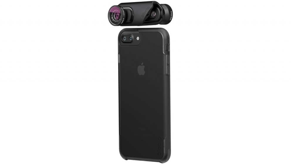 Olloclip Core Clip On Lens Set with OlloCase for iPhone 7/7 Plus