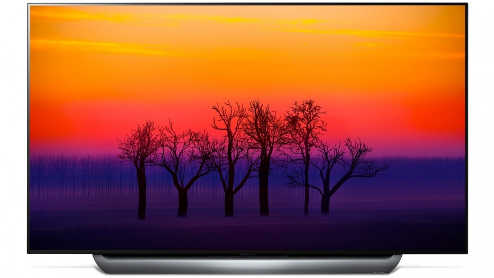 LG 55-inch C8 4K Ultra HD OLED AI ThinQ Smart TV