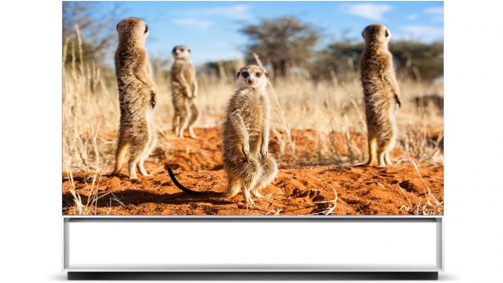LG 88-inch Z9 Signature 8K OLED AI ThinQ Smart TV
