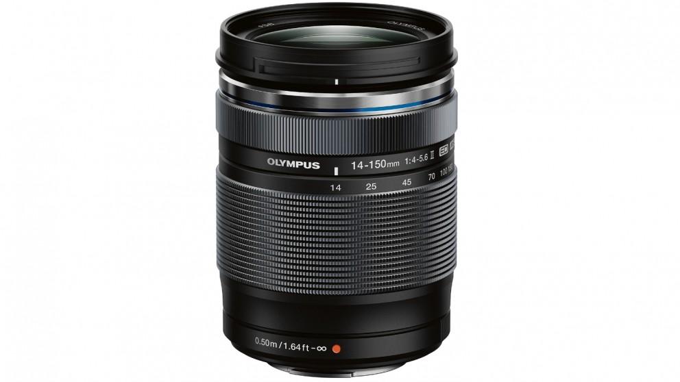 Olympus M.Zuiko Digital 14 - 150mm F4-5.6II Lens