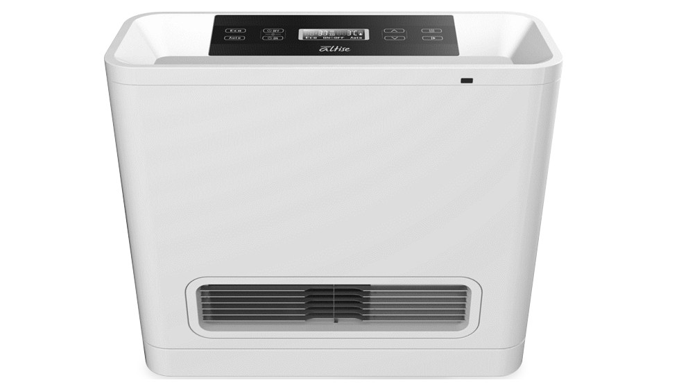 Omega Altise 25MJ Gas Convection Heater - White