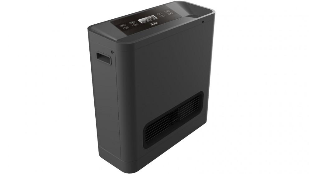 Omega Altise 15MJ Portable Gas Convection Heater - Graphite