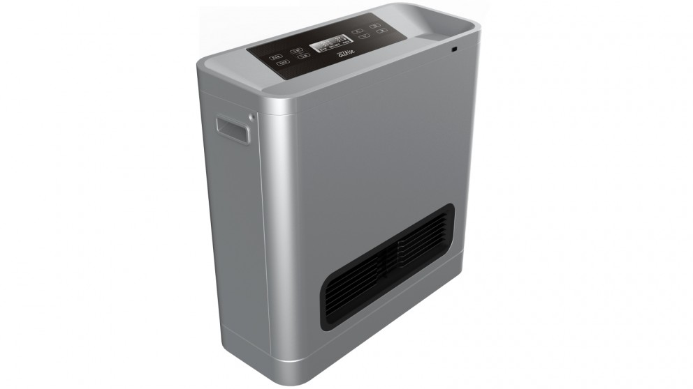 Omega Altise 15MJ Portable Gas Convection Heater - Silver