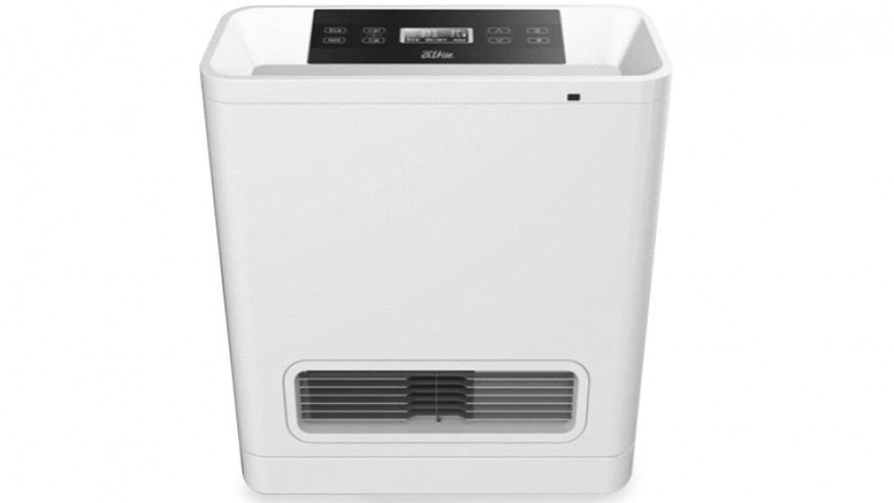 Omega Altise 15MJ Portable Gas Convection Heater - White