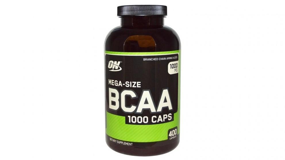 Optimum Nutrition BCAA 1000 - 400 Capsule