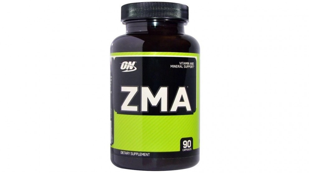 Optimum Nutrition ON ZMA - 90 Capsule