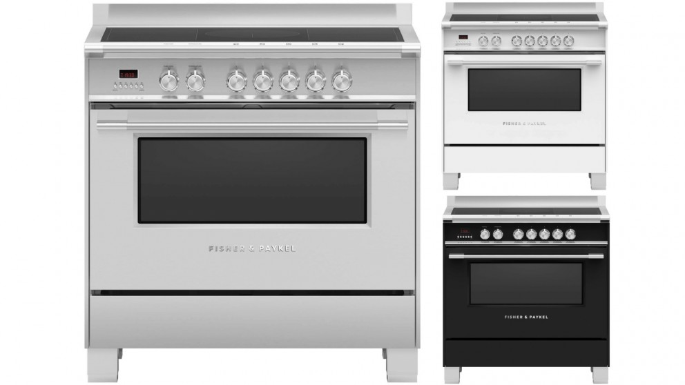 Fisher & Paykel 900mm Freestanding Induction Cooker