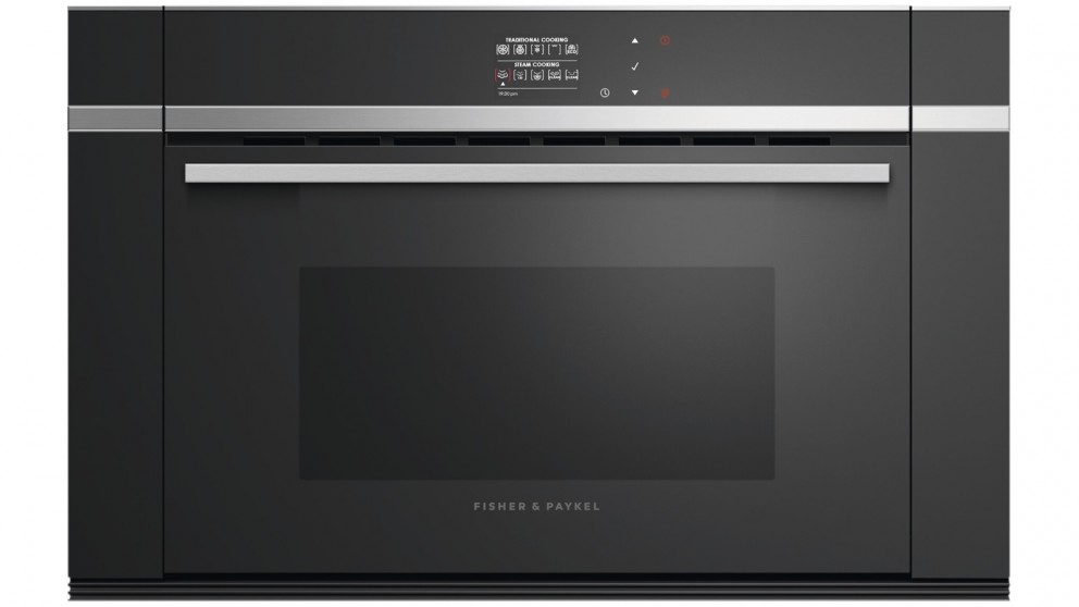 Fisher & Paykel 600mm 9 Function Combination Steam Oven