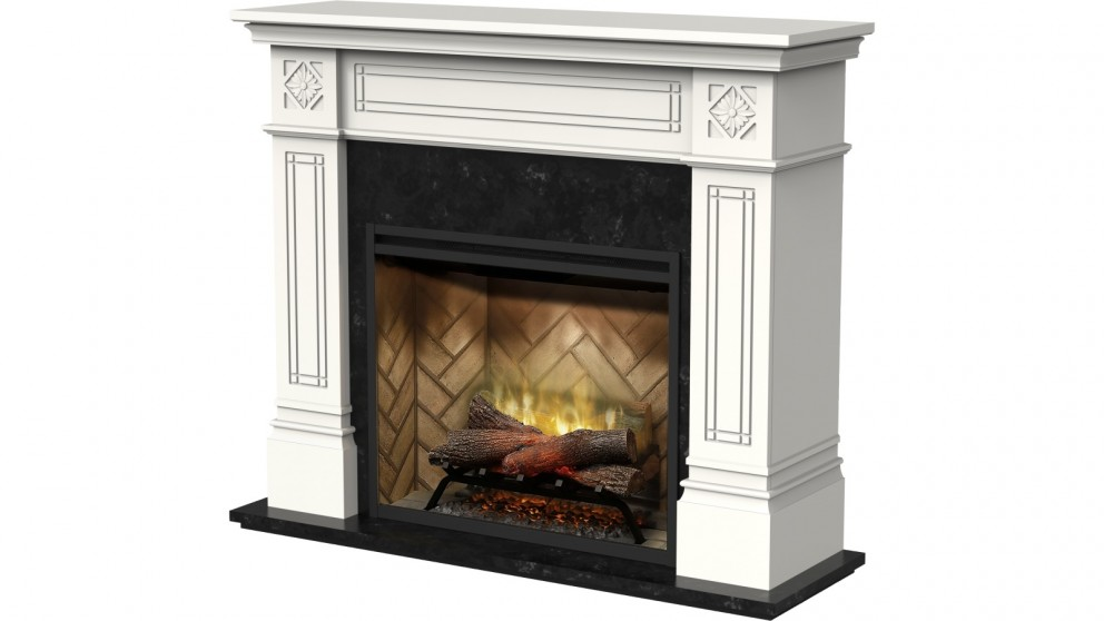 Wondrous Dimplex Osbourne 2Kw Revillusion Electric Fireplace With Mantel Download Free Architecture Designs Jebrpmadebymaigaardcom