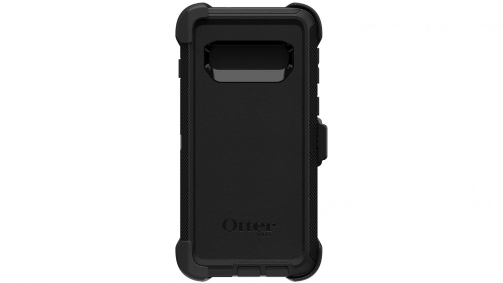 size 40 0a82b b7f7b OtterBox Defender Case for Samsung Galaxy S10 - Black