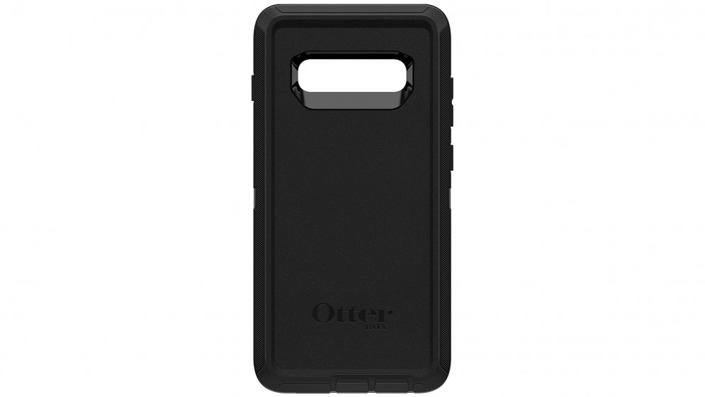 best sneakers 1d688 c7cb4 OtterBox Defender Case for Samsung Galaxy S10+ - Black