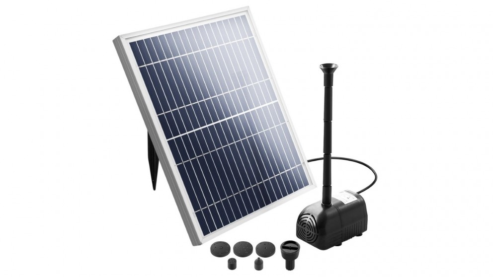 Solar 9.7ft Pond Pump for Water Fountain