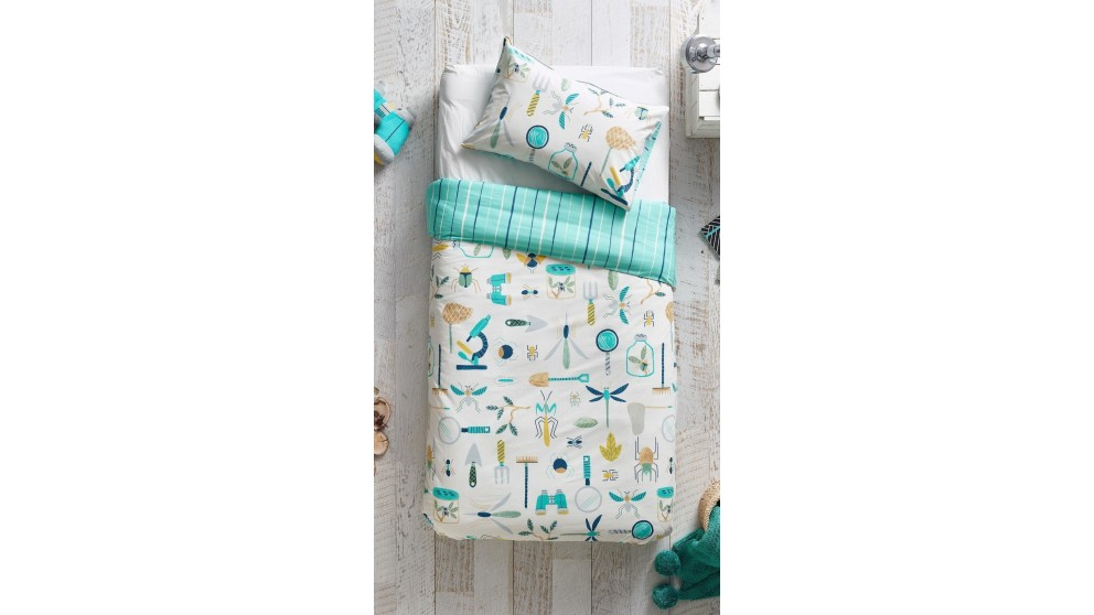 Outdoor Collector Double Quilt Cover Set