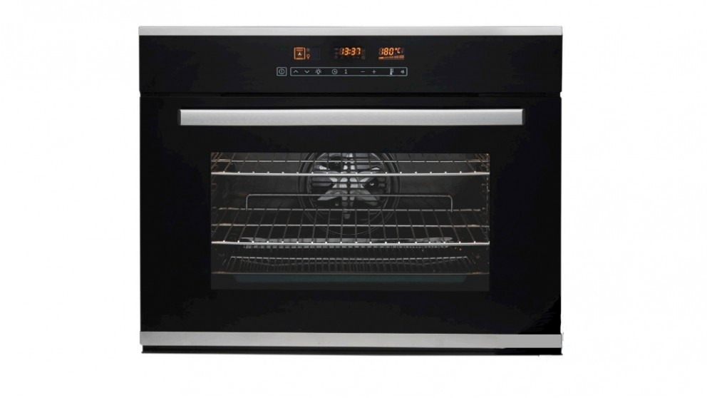 Euromaid 75cm Electric Built-In Oven - Stainless Steel