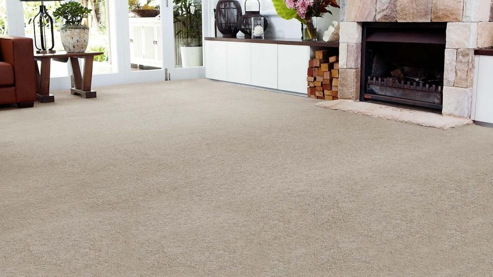 SmartStrand Forever Clean Chic - Oyster Shell Carpet Flooring