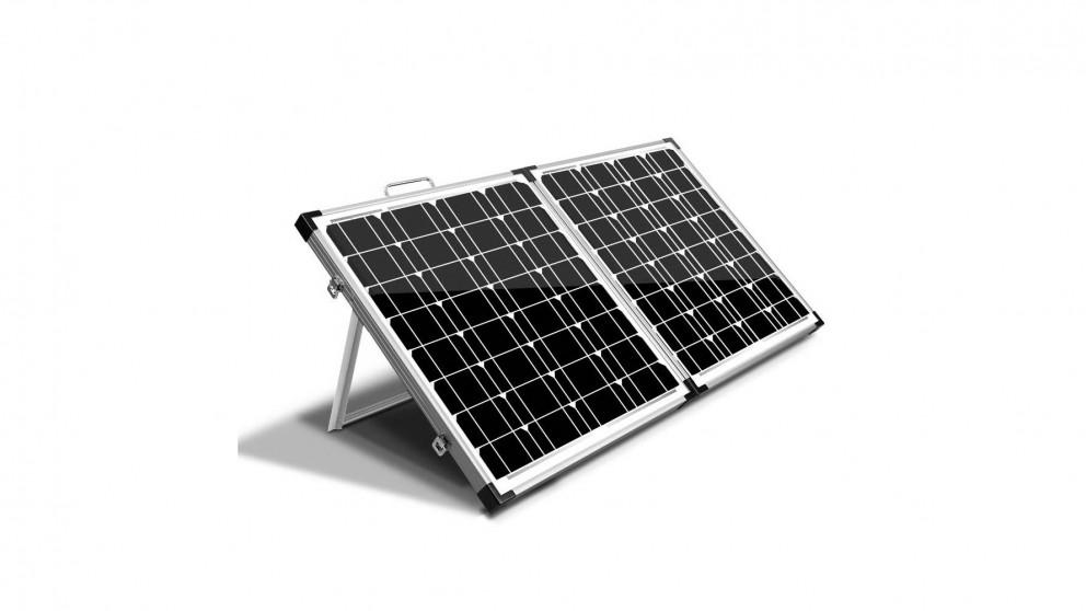 Buy Solraiser 160w Folding Solar Panel Kit 12v Harvey Norman Au