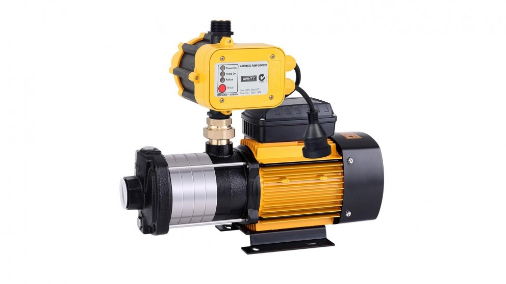 Giantz 2000w Water Pump - Yellow