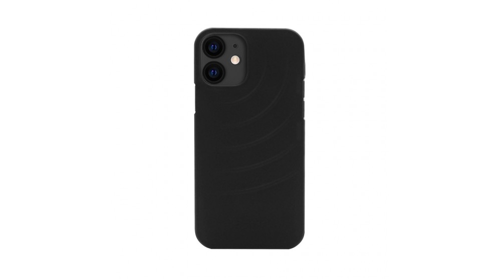 3SIXT Biofleck 2.0 Case for iPhone 12/12 Pro - Abyss Black