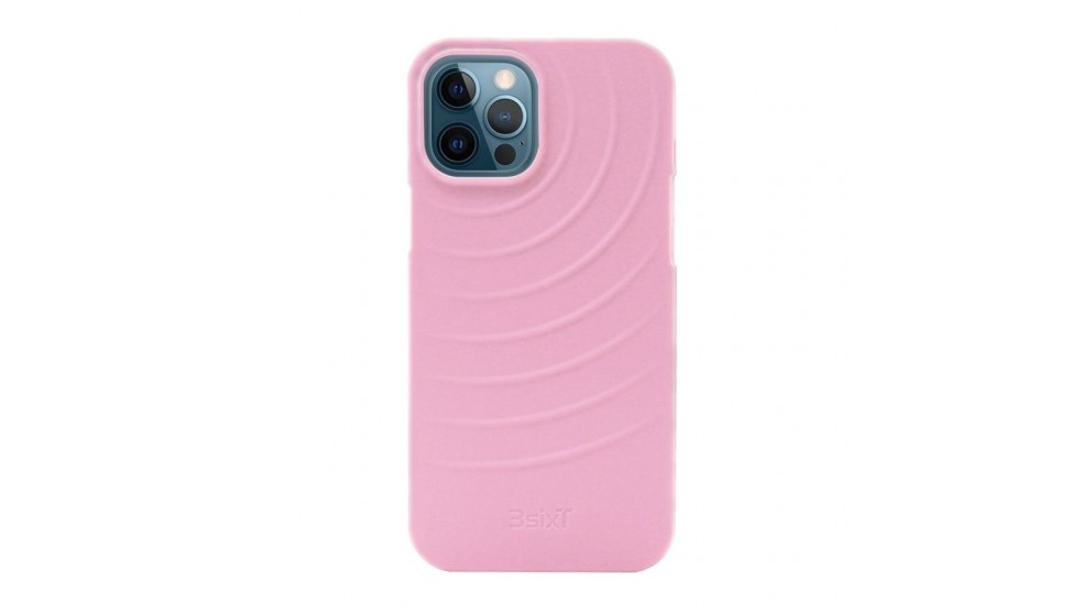 3SIXT Biofleck 2.0 Case for iPhone 12 Pro Max - Pretty Pink